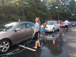 Youth Ministry Car Wash